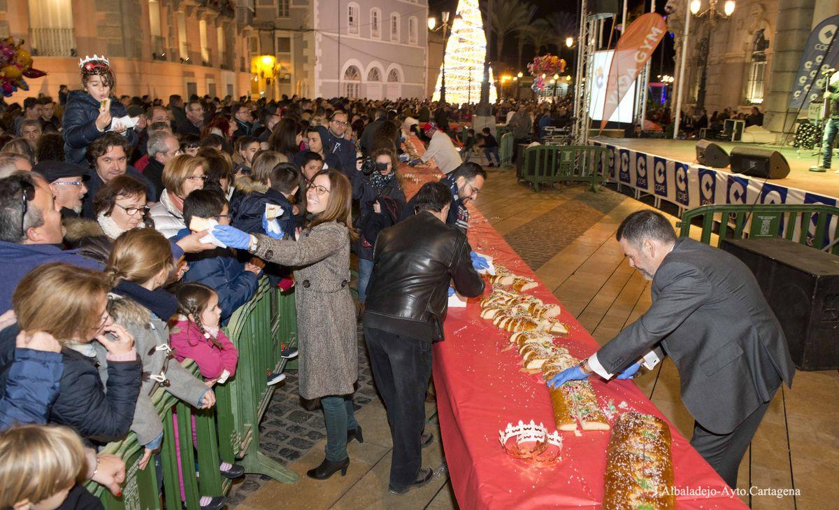 Gran Fiesta del Roscón de Reyes