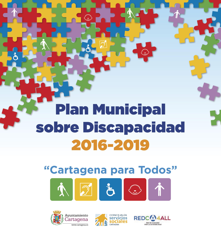 Plan Municipal sobre Discapacidad 2016-2019 - Cartagena para Todos