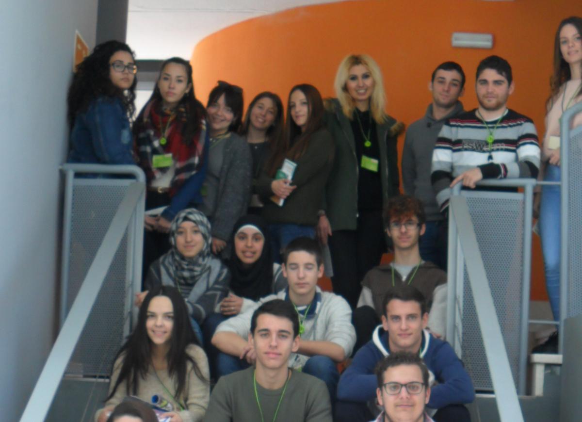 Encuentro de corresponsales juveniles