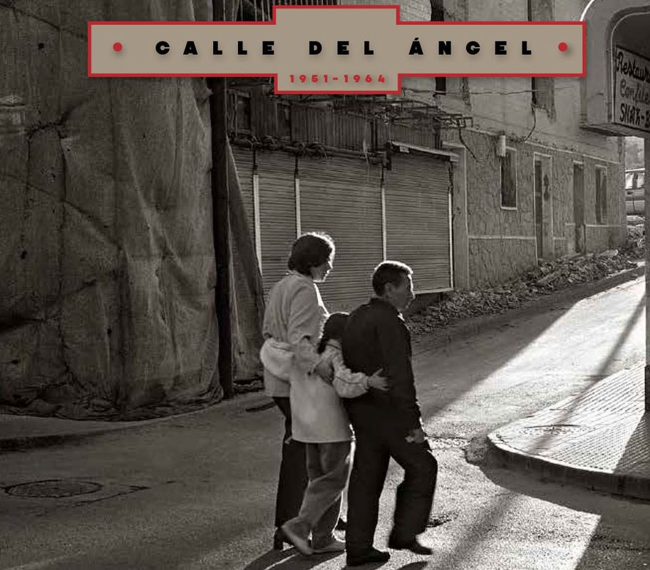 Resultado de imagen de juan Manuel Díaz Burgos exposición 'Calle del Ángel'