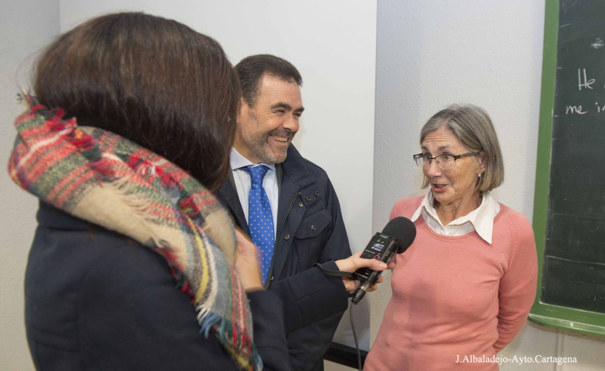 Elección de María Jesús Moreno García como Nazarena Mayor de la Semana Santa 2017
