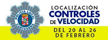 Controles de Velocidad. Del 20 al 26 de febrero de 2017