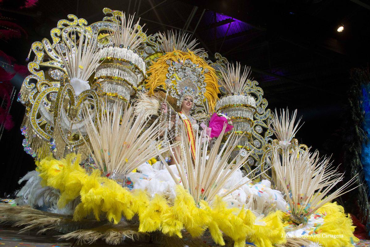 Gala de elección Reina del Carnaval