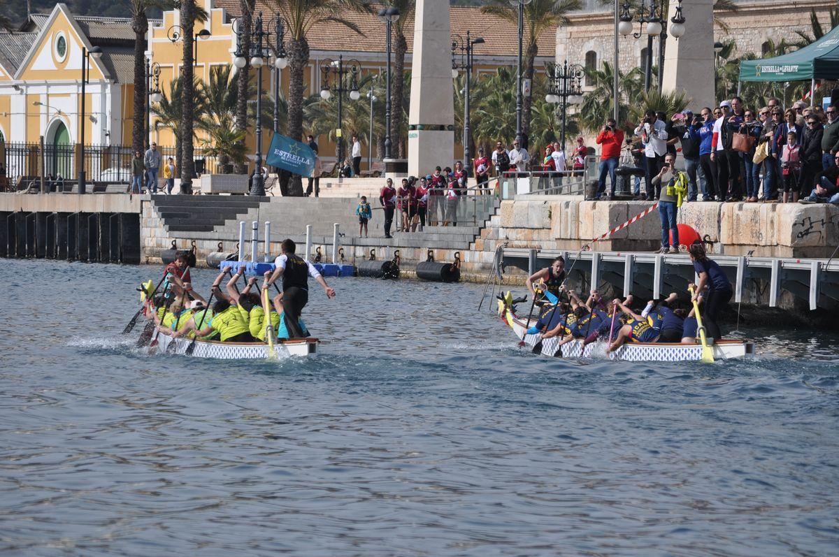 Trofeo Dragon Boat 'Ciudad de Cartagena'