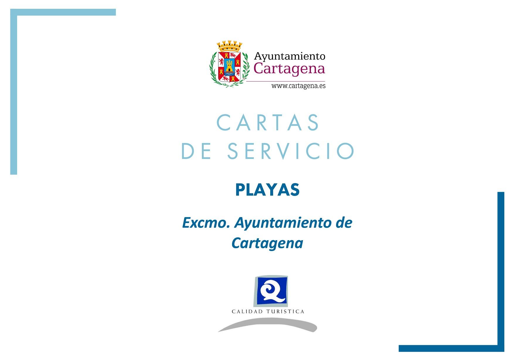 Cartas de Servicio Playas. Documento PDF - 6,35 MB. Se abre en ventana nueva