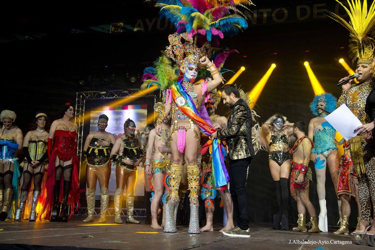 II Concurso Nacional Drag Queen Ciudad de Cartagena