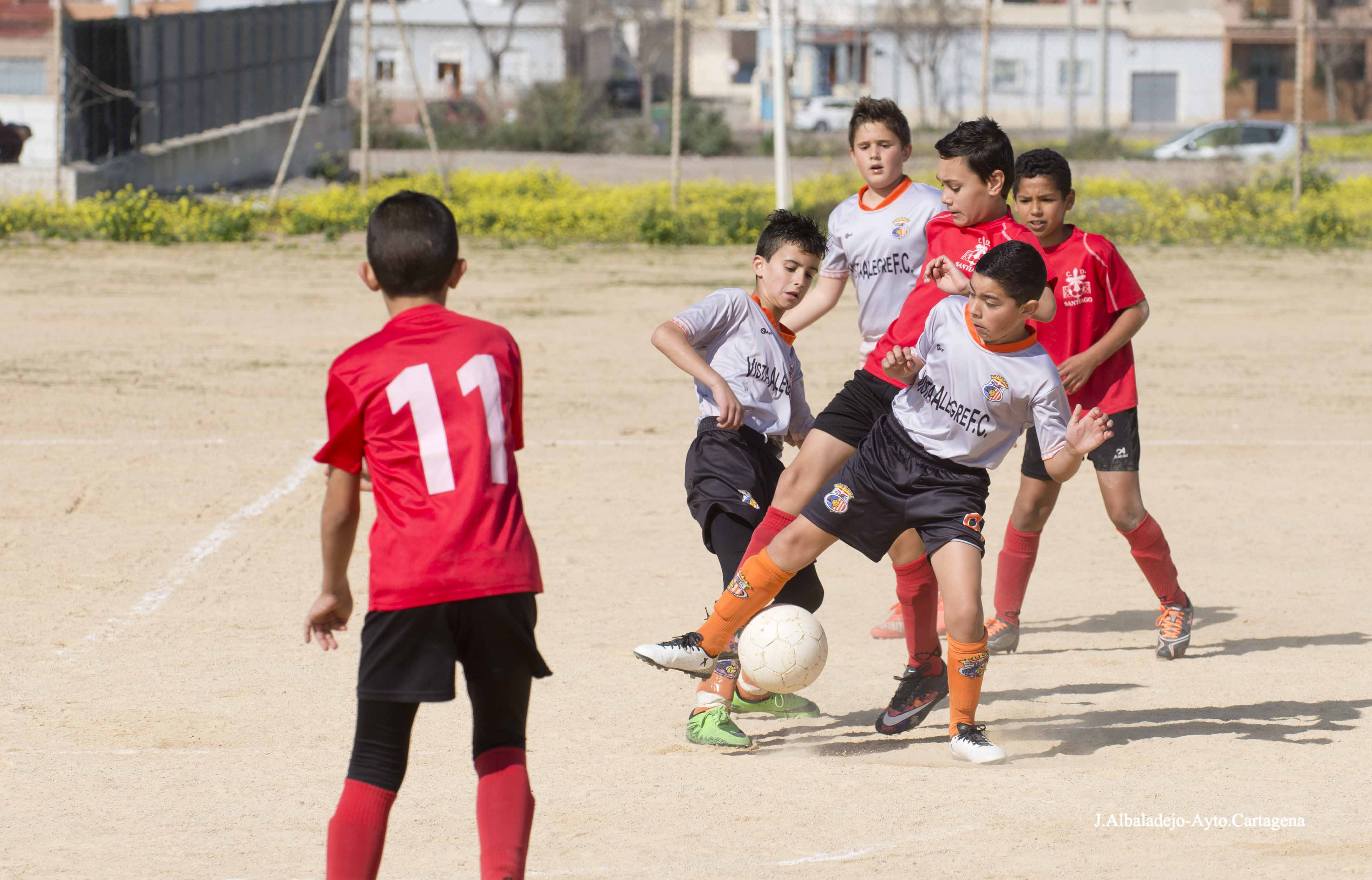 Liga Local de Fútbol Base