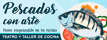 Pescados con Arte. Taller de Cocina para Niños. 2017