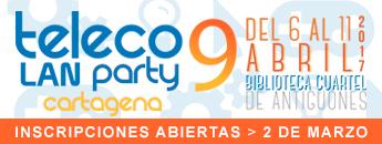 IX Teleco LAN Party 2017