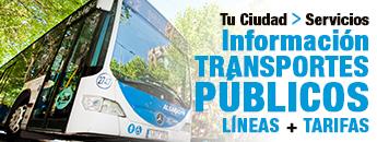 Información Transportes Públicos