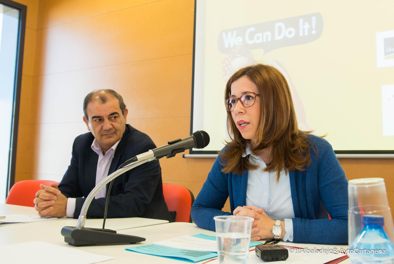 Jornadas de emprendimiento de la mujer y cooperativismo