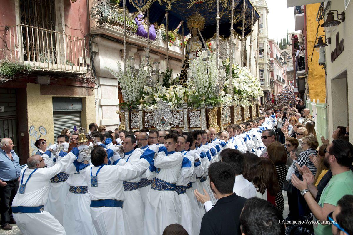 Procesión del Domingo de Resurrección