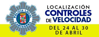 Controles de Velocidad. Del 24 al 30 de abril de 2017