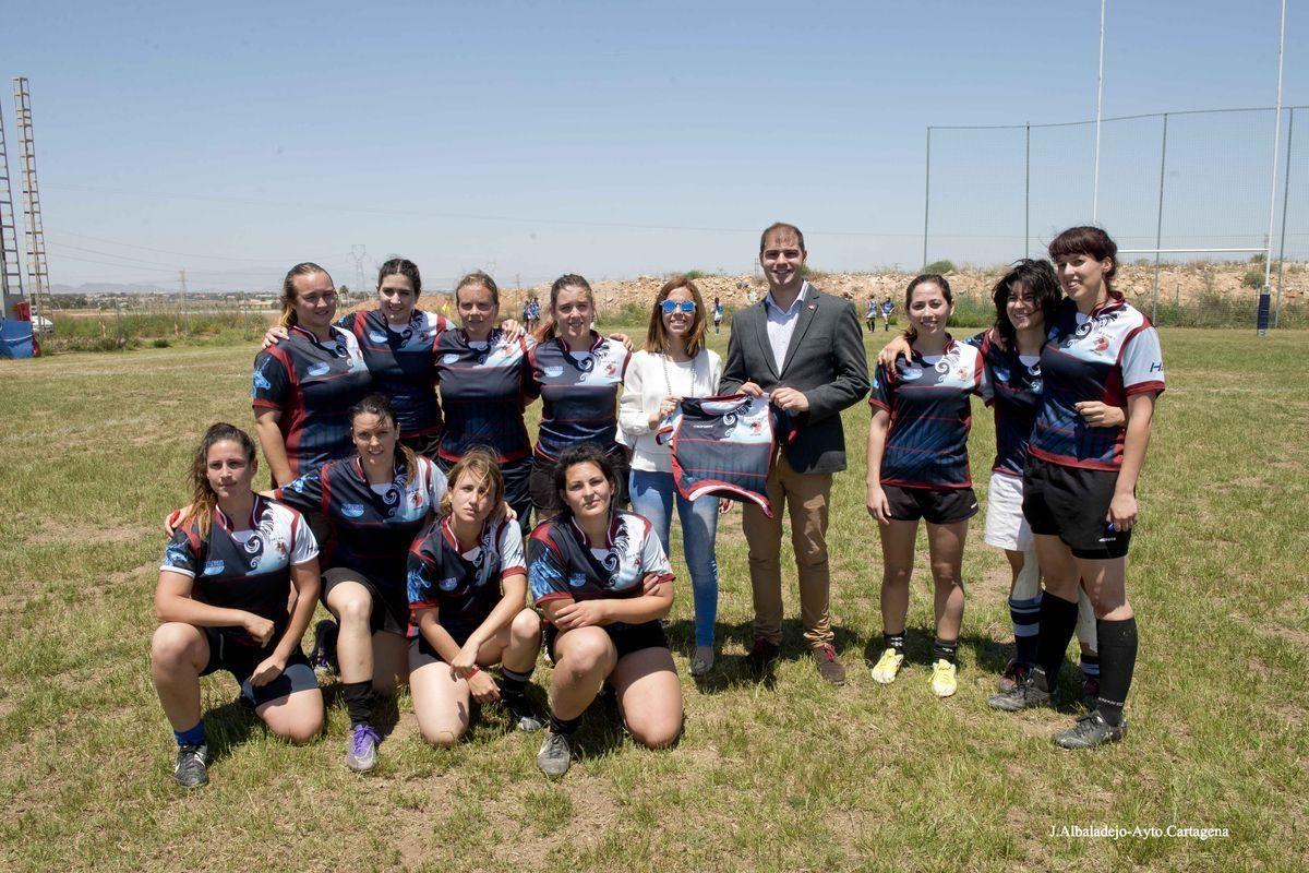 Imagen del II Torneo de Rugby 10