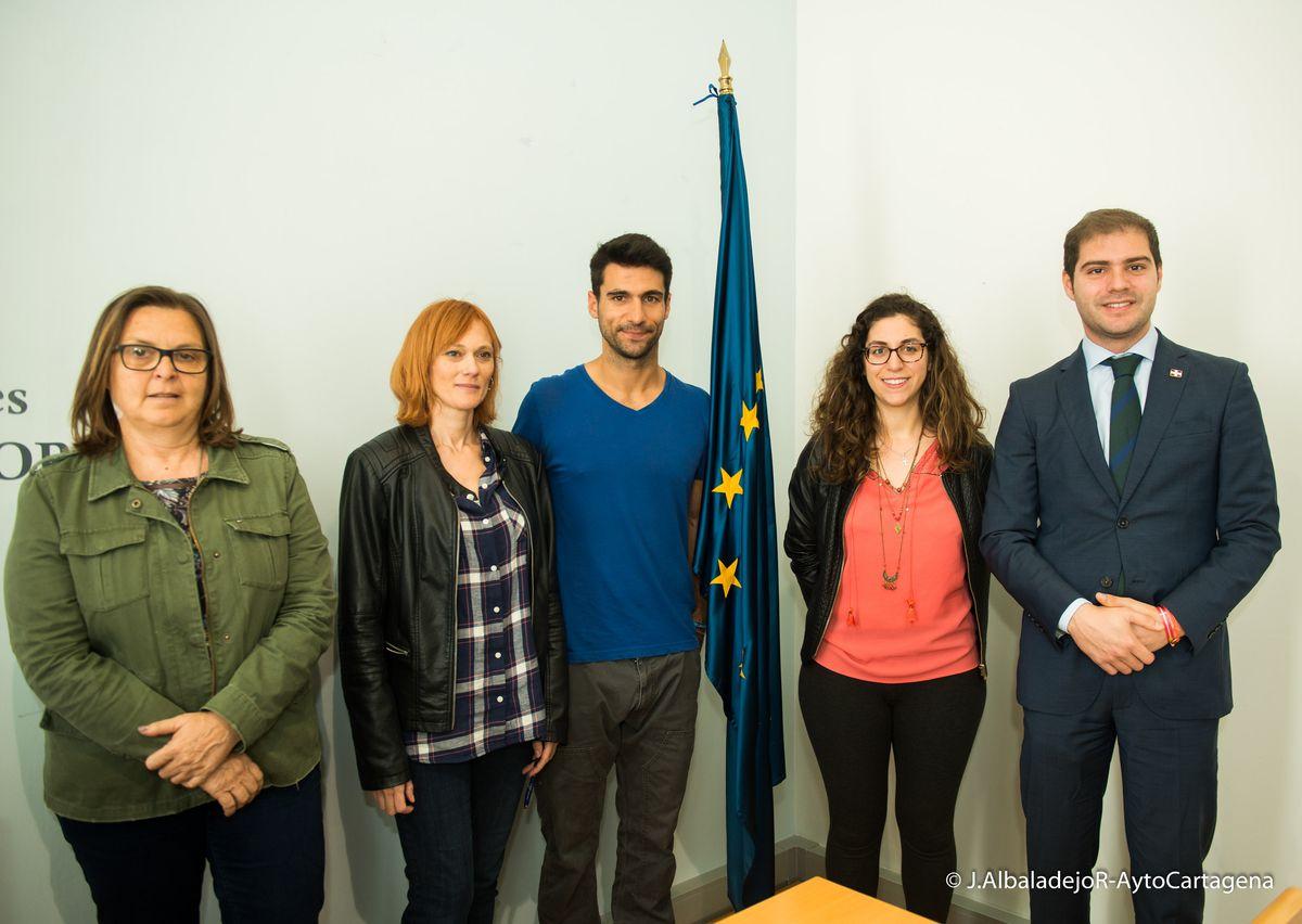 Presentación de la Semana Europea de la Juventud