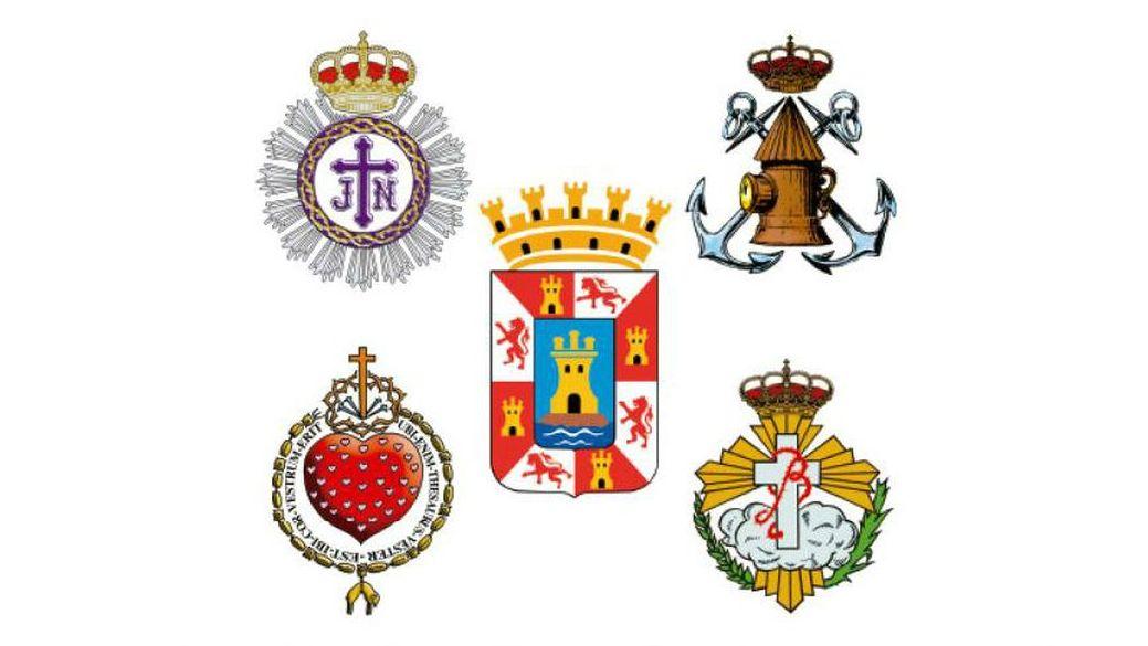 Imagen de la Junta de Cofradías