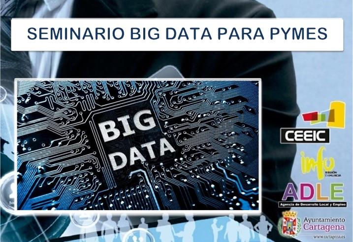 Curso sobre Big Data del Aula Empresa Innova