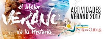 Actividades de Verano Cartagena Puerto de Culturas