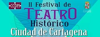 II Festival de Teatro Ciudad de Cartagena