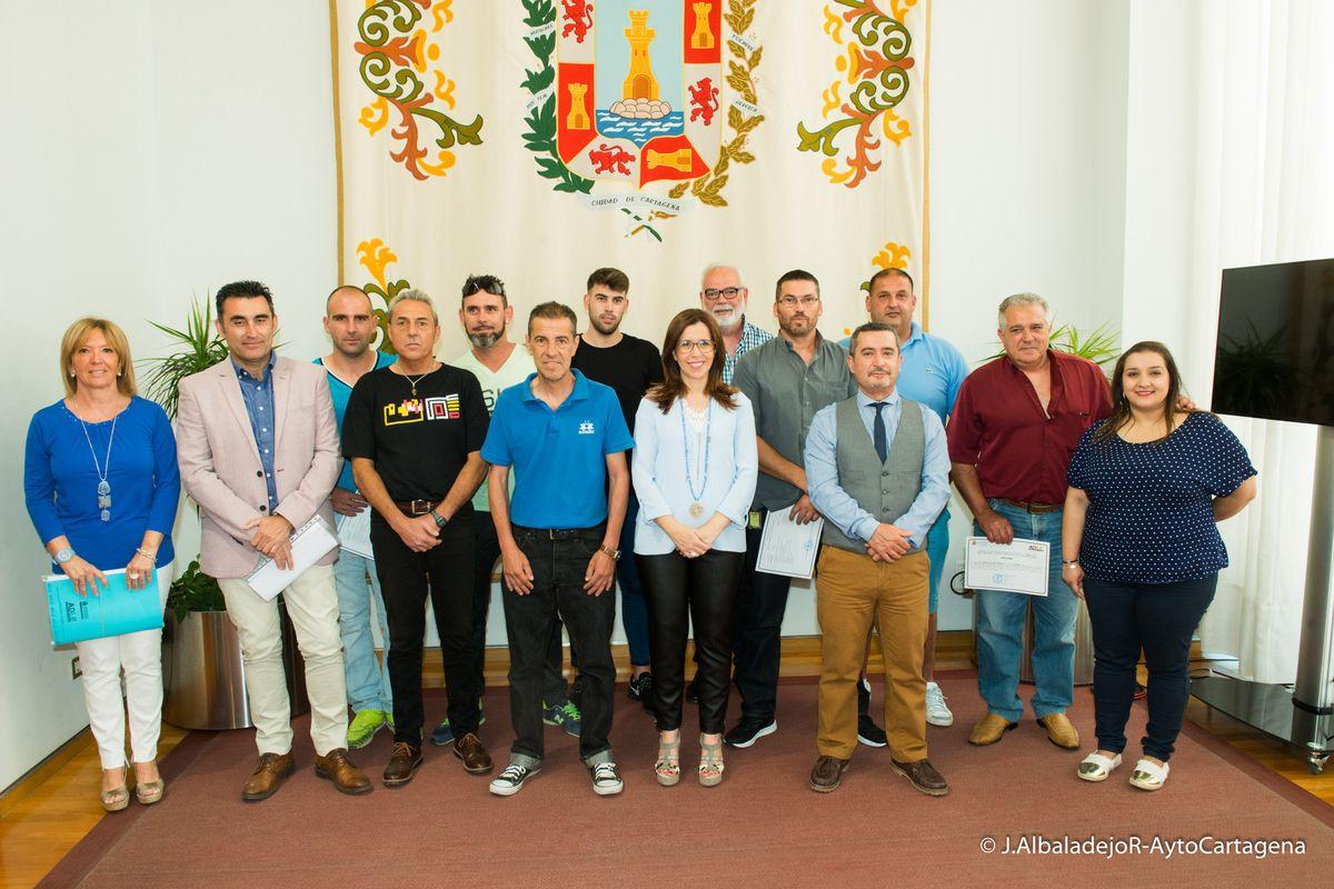 Entrega de diplomas y clausura de los programas Conecta, Barrios y Erasmus+ de la ADLE