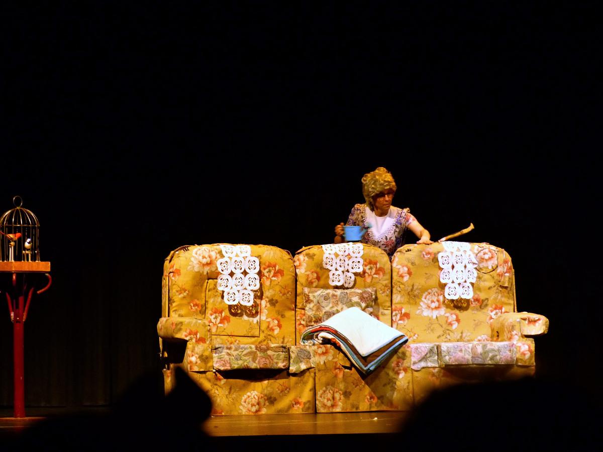 Muestra de Teatro Escolar. Imagen de archivo