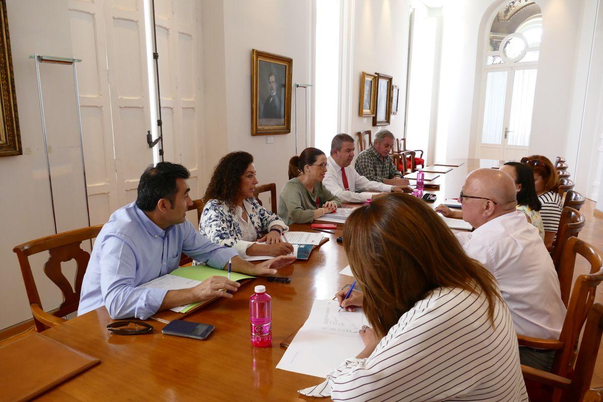 Reunión del Consejo Rector de la ADLE