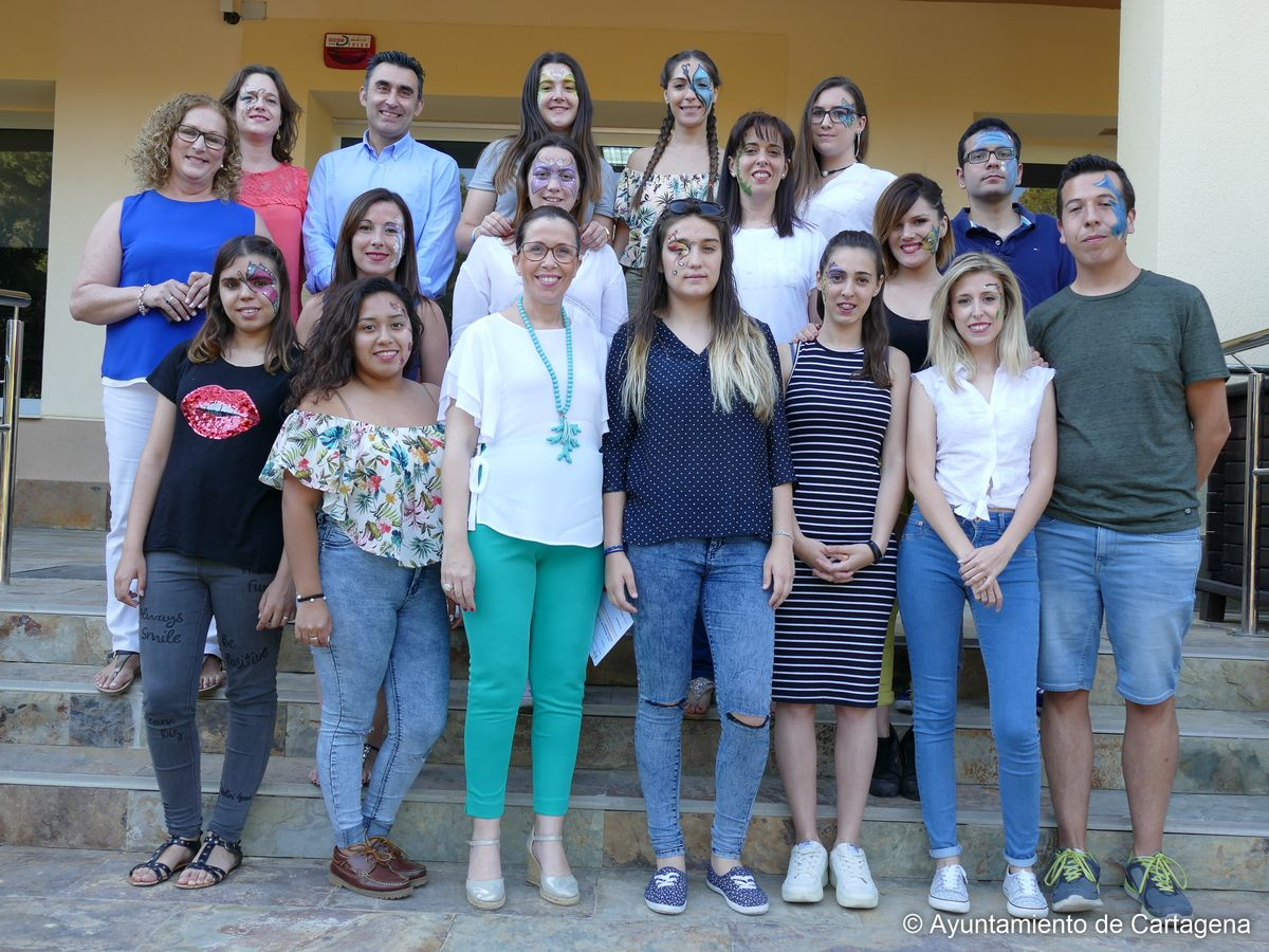 Clausura del curso de Dinamización de Actividades de Tiempo Libre Educativo Infantil y Juvenil ADLE