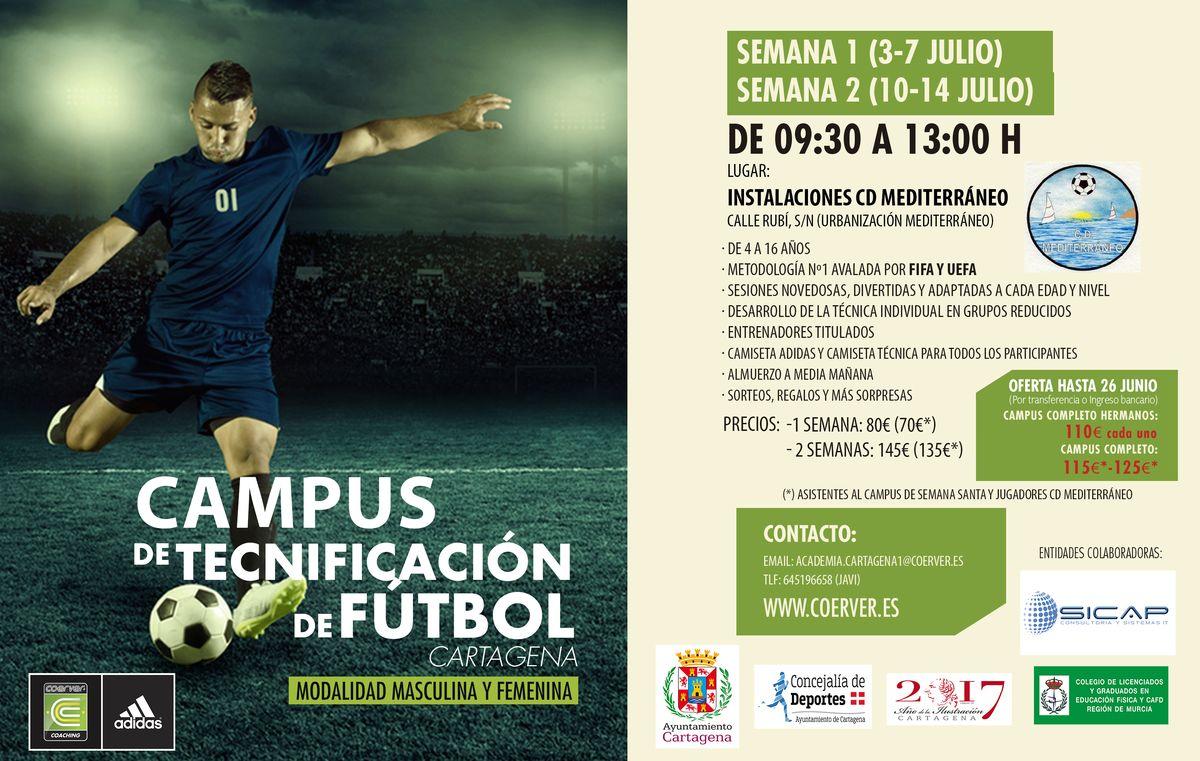 Campus de Verano Coerver Coaching