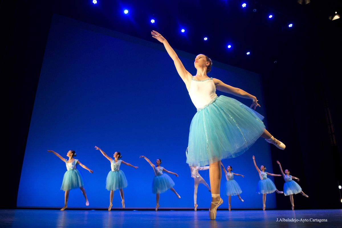 Clausura de la Escuela Municipal de Danza 2017