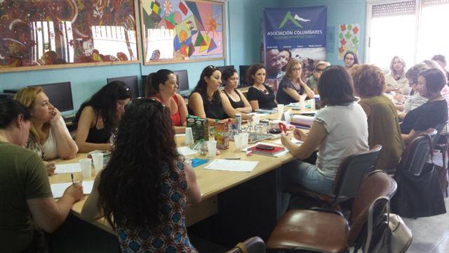 Mesa de Trabajo sobre Mujer Inmigrante de Cartagena