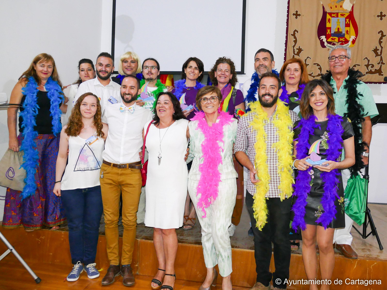 El colectivo Galactyco entregó los premios 'Cristina Esparza Martín'