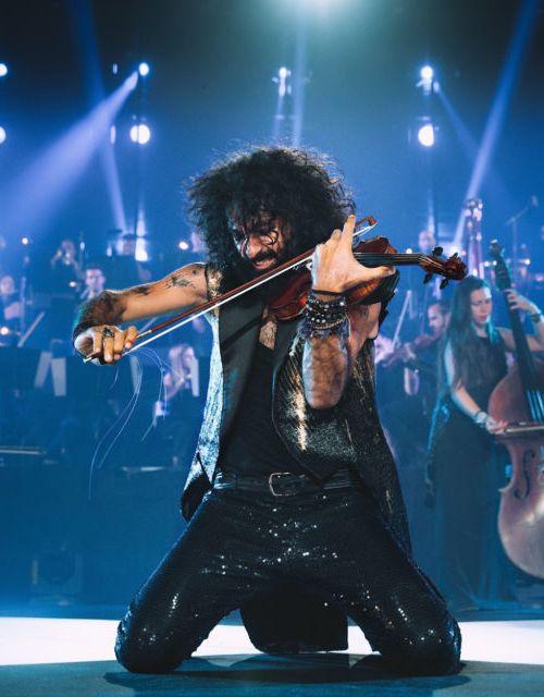 Ara Malikian trae la historia de su violín este jueves a Cartagena