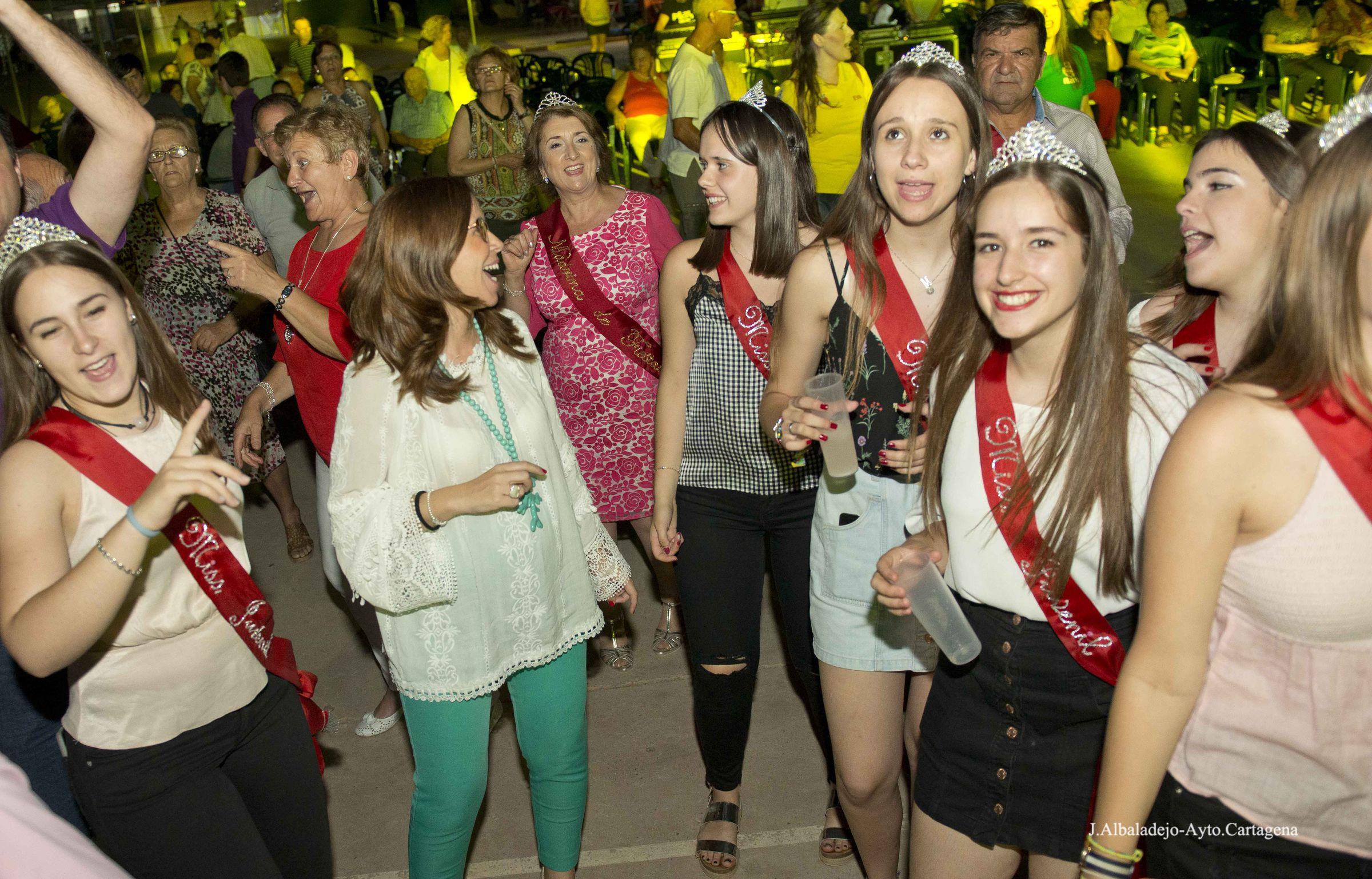 Fiestas de El Albujón: Las peñas 'toman' el pueblo