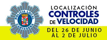 Controles de Velocidad. Del 26 de junio al 2 de julio de 2017