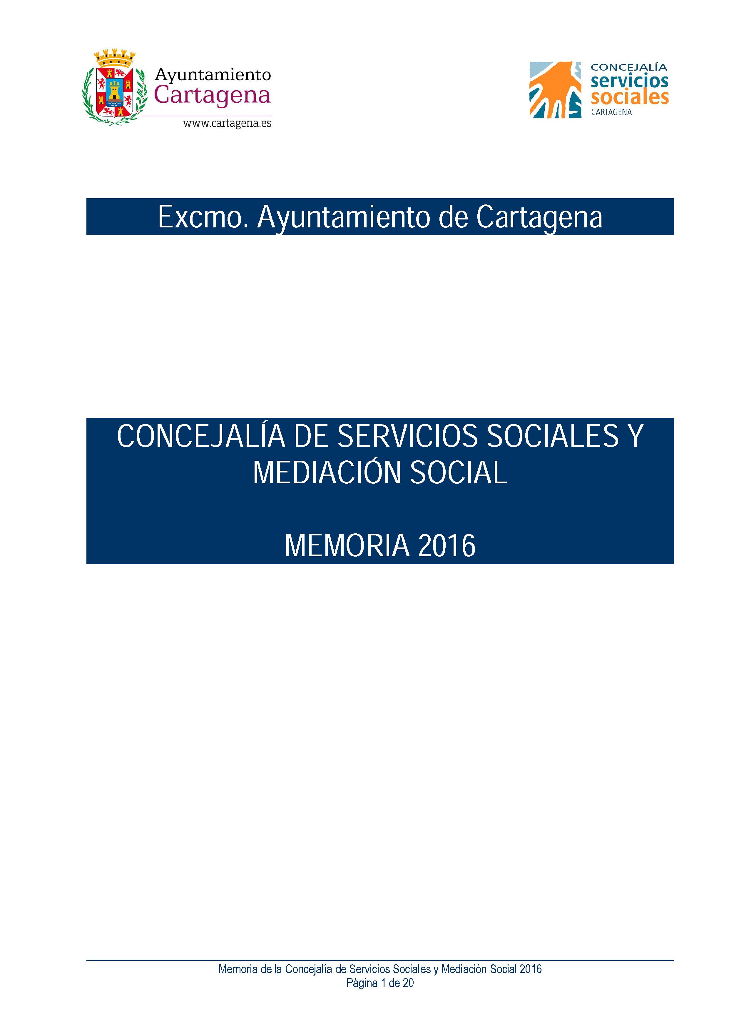 Memoria Servicios Sociales 2016. Documento PDF - 2,39 MB. Se abre en ventana nueva