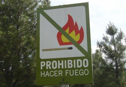 Incendios Forestal. Consejos de Interés