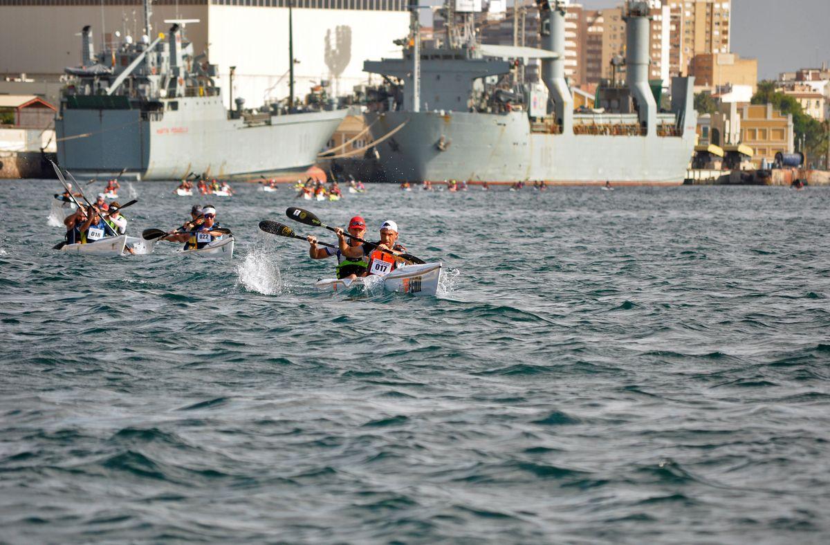 III Copa de España de Kayak de Mar