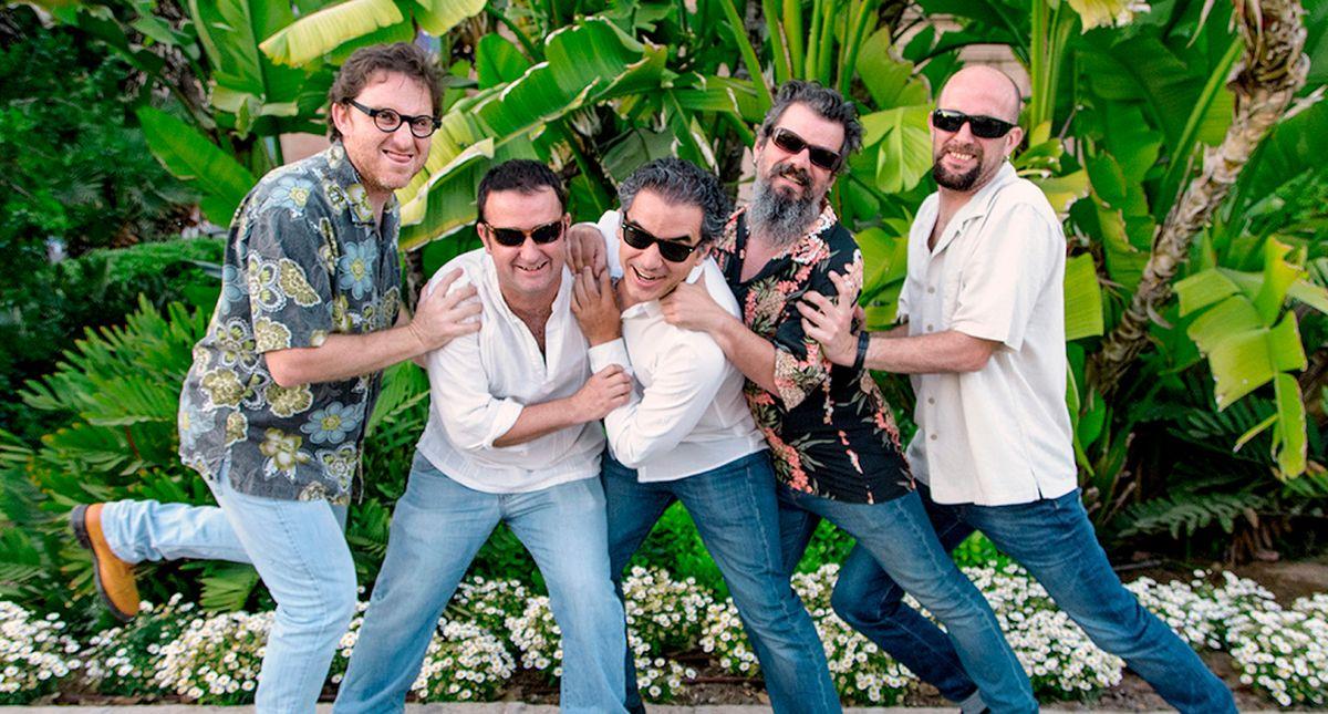 Grupos que actuarán en La Mar de Barrios