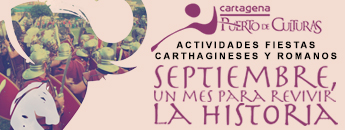 Programación para celebrar la declaración internacional de Carthagineses y Romanos