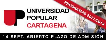 Programas Universidad Popular 2017/2018