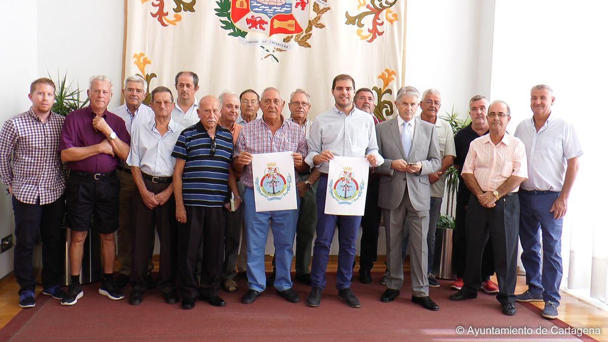 Presentación de la Federación de Bolos cartageneros
