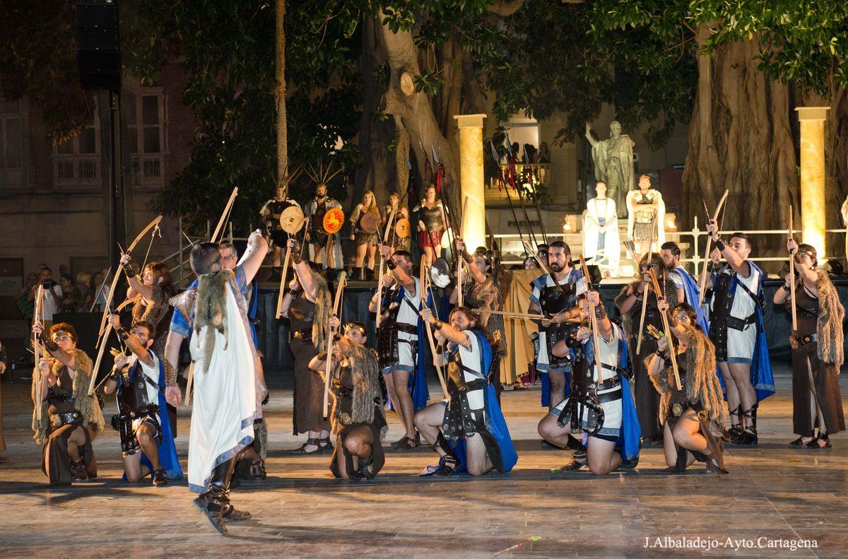 Cartagineses y Romanos 2017