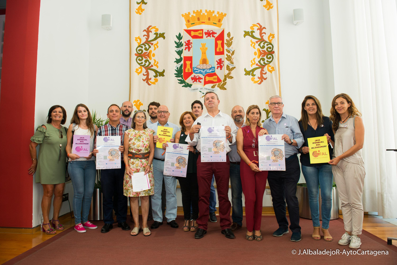 Lectura del Manifiesto por el Día Mundial del Alzheimer