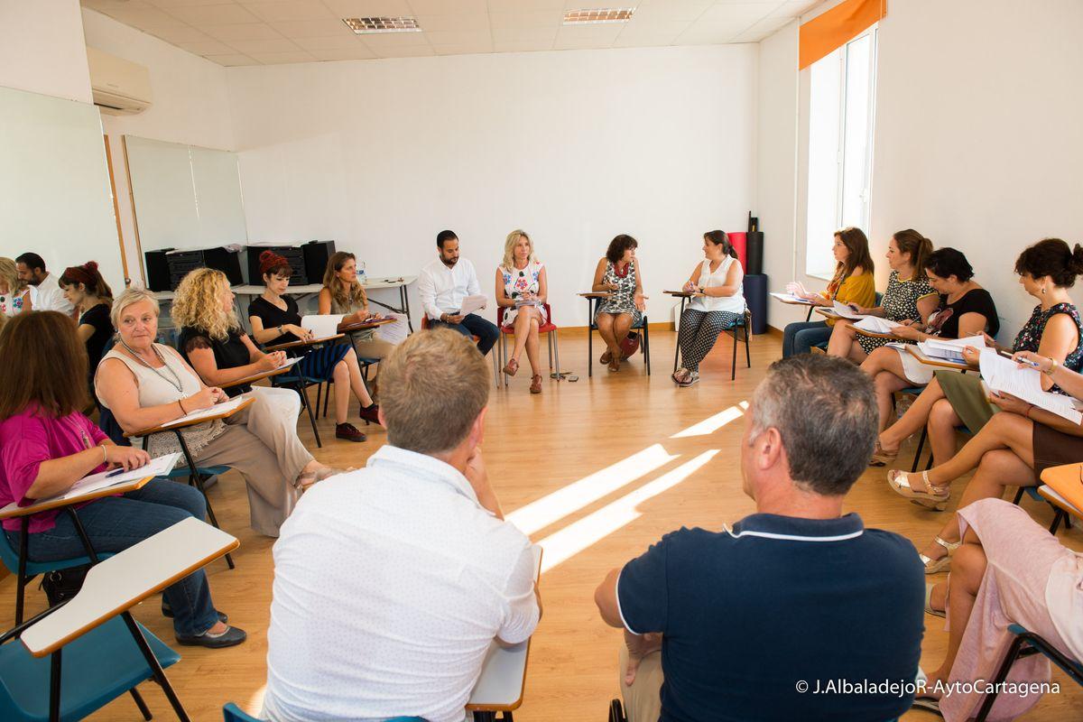Reunión de la Mesa de Coordinación de la Violencia de Género
