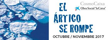 Exposición El Ártico se rompe. Obra Social La Caixa