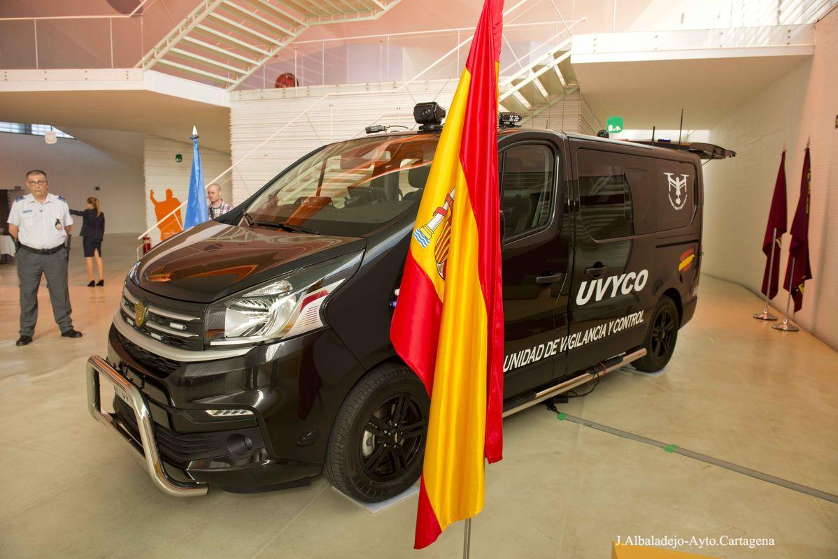 PRESENTACIÓN del UVYCO, Unidad de Vigilancia y Control