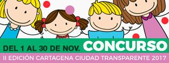 II Edición. Concurso Cartagena Ciudad Transparente 2017