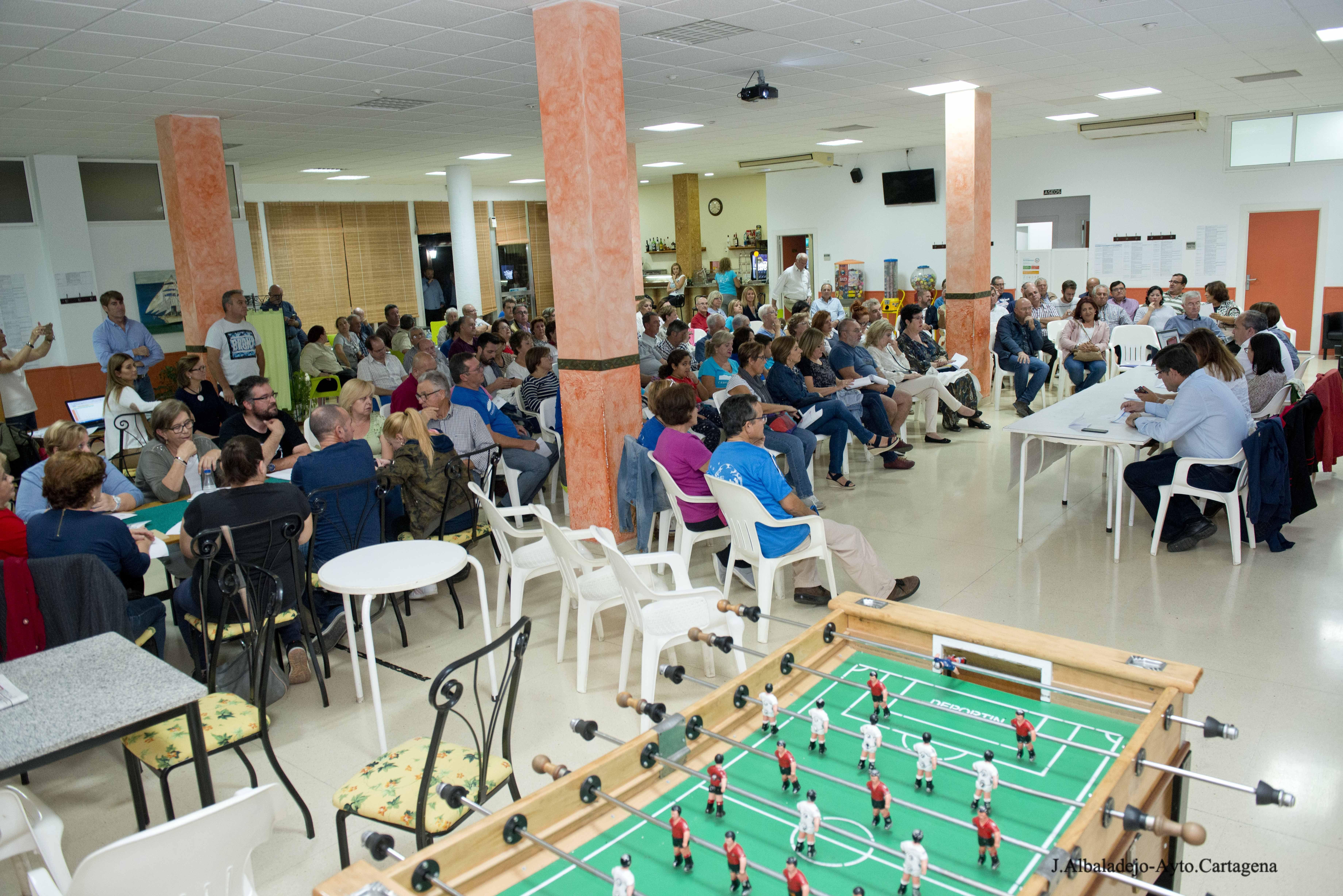Asamblea Presupuestos Participativos Canteras