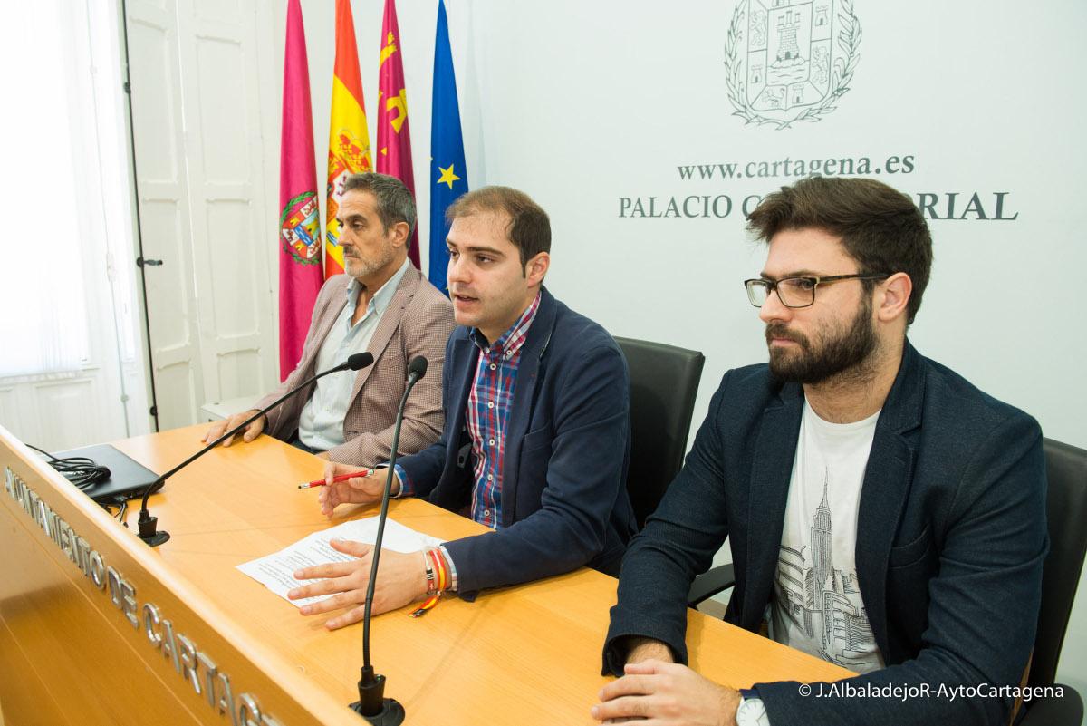Presentación de la app Clickea Cartagena