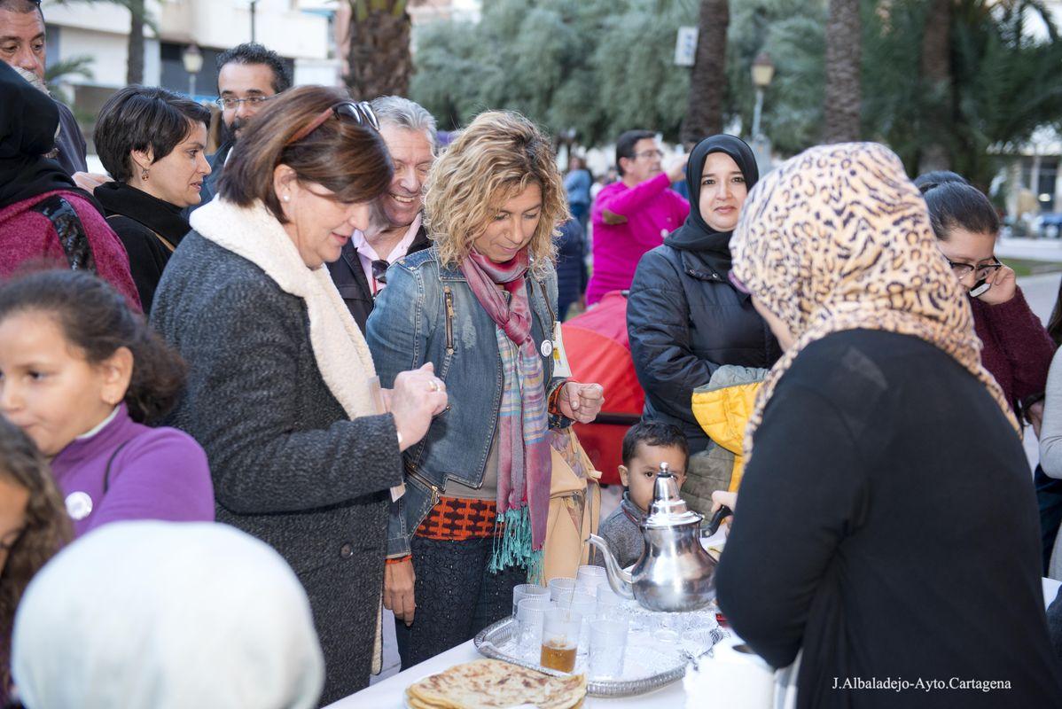 Feria de la Ciudadanía - Barrios de San Antón y La Urbanización Mediterráneo